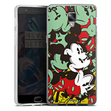OnePlus 3 Silikon Hülle Case - Mickey Muse