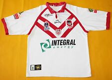 Retro NRL St. George Illawarra Dragons Charity Shield Rugby League Jersey M or L
