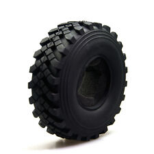 "Axial Wraith 2.2"" Beadlock Wheels 40mm Tires tyre For 1:10th RC Rock Crawler Car"