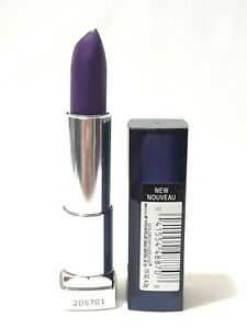 Maybelline Color Sensational Mattes Matte Finish Lipstick # 830 Violet Vixen
