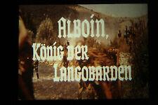 Alboin, König der Langobarden (1961) Jack Palance SCOPE selten