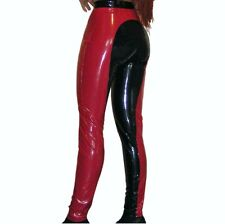 VERY RARE 100% PVC Riding Pants Breeches Reithose Leggings Made In Germany
