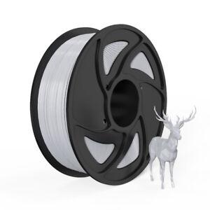 Anet Monoprice Premium 3D Printer Filament PLA 1.75mm 1kg/spool Crystal Clear