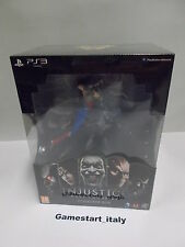 INJUSTICE GODS AMONG US COLLECTOR'S EDITION - SONY PS3 - NUOVO SIGILLATO PAL ITA