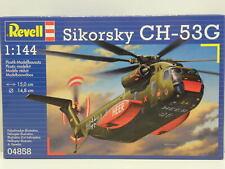 Revell 04858 Bausatz Sikorsky  CH-53G Transporthubschrauber   M. 1:144