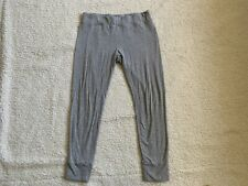 Ladies Gap Body XS Gray Leggings Super Soft And Comfy Yoga Pants