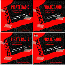 Pirate Offshore Radio Station & DJ Themes Volumes 1, 2, 3 & 4 Listen In Your car