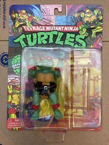 Playmates Teenage Mutant Ninja Turtles Retro Raphael 2021 Walmart Exclusive New