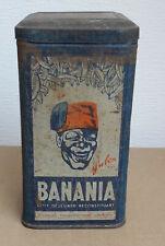 ancienne boîte banania