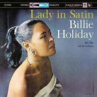 Billie Holiday Ray Ellis - Lady In Satin (NEW CD)