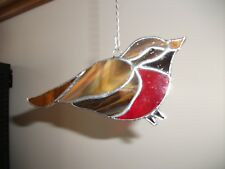 christmas decoration robin ideal size for christmas tree or window