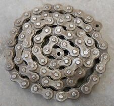"""DIAMOND RIVETED #100 CHAIN, 1 1/4"""" PITCH, 3/4"""" WIDTH, 7 FT 5 IN LENGTH"""