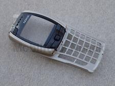 Original Nokia 6800 A - Cover | Frontcover | Oberschale in Silber Blau NEU