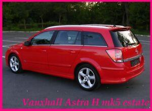 VAUXHALL ASTRA H MK5 ESTATE REAR/ROOF SPOILER(2005-2010)