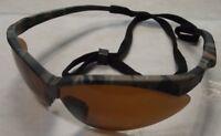 Radians APJ4-B1 Rad-Apocalypse Junior Safety Glasses - Small Camo Frame - Bronze