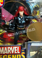 Marvel Legends Black Widow Action Figure Series VIII or 8 by Toy Biz