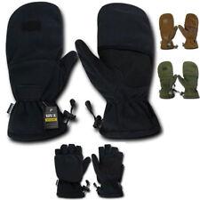 RapDom Fleece Shooters Mittens Gloves Military Patrol Winter Shooting