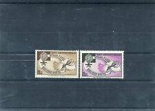 TURCHIA-TURKEY 1962 serie lotta contro la malaria 1616-17 MNH
