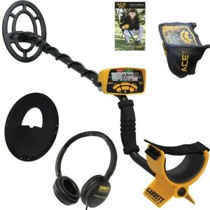 Garrett Ace 300i Metal Detector with FREE Accessories
