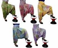 Apparels India 10pcs Aladdin Boho Floral USA Harem Trousers Pants Wholesale Lot