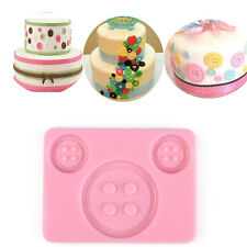 Silicone Button Cake Mold  Molds Cake Decorating Supplies Chocolate Fondant Tool