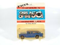 Vintage Ertl Cars of the 50s 1955 Chevy Nomad Station Wagon 1:64 Diecast NOC