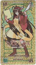 Negima! Magister Negi Magi Pactio Card #XIV Haruna Saotome