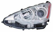 Driver Left Halogen Headlight for 2013 2014 TOYOTA PRIUS-C PriorityShip