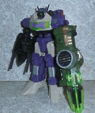 Transformers Energon SHOCKWAVE Complete Mega Class