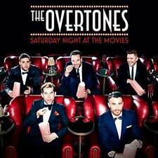 The Overtones / Saturday Night At The Movies ** NEW ** CD