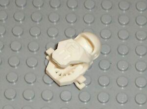 LEGO White Headgear Helmet Underwater Clips Ref x40 Set 5160 1728 6145 6494 6195