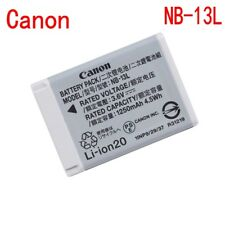 Genuine original NB-13L NB13L Battery for Canon PowerShot G7XII G7X G9X SX720 HS