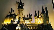 New Light Kit for Lego Hogwarts Castle 71043 USB Power