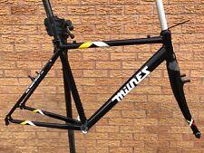 Milnes X-Wing Cyclocross Cantilver Frameset / Alloy Frame Carbon Fork Black