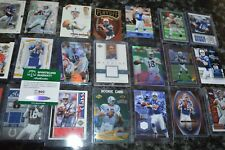 PEYTON MANNING AUTO, GU, RC'S, INSERTS, ETC COLLECTION!!! 21 CARDS TOTAL!!!