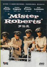 Mister Roberts DVD Henry Fonda James Cagney William Powell NEW R0 1955
