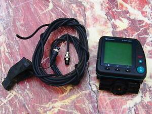 Navman Fish 440 Echolot Fischfinder Fisfinder mit Log und Temperaturanzeige