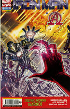IRONMAN & NEW AVENGERS n 17 marvel NOW - L'ULTIMO GIORNO DI ARNO iron man - C3