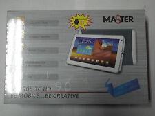 "MASTER MID 905,DUALCORE,3G DUAL SIM,8GB,9"",ANDROID,COLORE METALLIC BLUE,NUOVO"