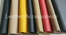 Many Colours Sample 40cm x 30cm  High Quality Leather -- Bags Cases Shoes Art