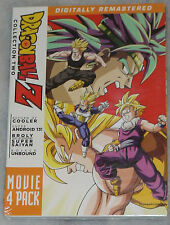 Dragon Ball Z: Movie Pack Colección Dos 2 (Peliculas 6-9) - DVD Box Set