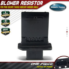 A/C Blower Heater Motor Resistor for Ford Escape 2008 2009 2010 2011 2012 RU-588