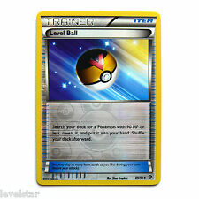 LEVEL BALL 89/99 BW Next Destinies Reverse Holo Near Mint Pokemon Trainer Card