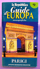 GUIDE D'EUROPA 9 - PARIGI [DeAgostini]