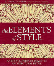The Elements of Style: An Encyclopedia of Domestic Architectural Detail (Mitchel