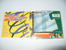 The Original Dance Floor Grooves 18 Tracks 1998 cd + Inlays Are Excell