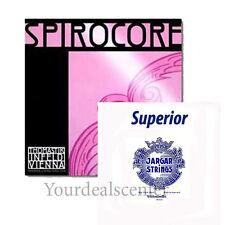 YDC Platinum Cello Set 4/4 Spirocore Tungsten G,C -Jargar Superior  A,D