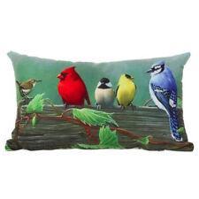 Sofa Car Waist Throw Pillowcases Rectangle Cushion Cover Home Floor Bed Decor