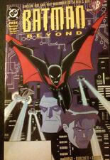 BATMAN BEYOND PROMO SPECIAL ORIGIN GIVE-AWAY BOOK 1999