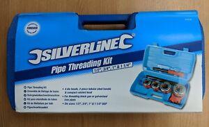 Silverline Pipe Threading Kit
